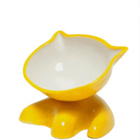 Dog Pet Plastic Bowls Samll Slow Food Utensils Bebedouro Para Cachorro Mascotas Cat Melamine Water Viaje