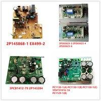 EX499 2 2P145868 1 | 2P265623 3/4/6 | 3PCB1412 79 2P143284 | PC1129 1 (B) YPHT31816 1A PC1130 1 (A) (B) (C) PC1133 55 (A) (B) (C) de Trabalho Usados|  -
