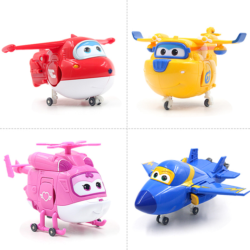 Image 5 - 25 Style Big Super Wings Deformation Airplane Robot Action Figures Super Wing Transformation Toys for Children Gift BrinquedosAction & Toy Figures   -