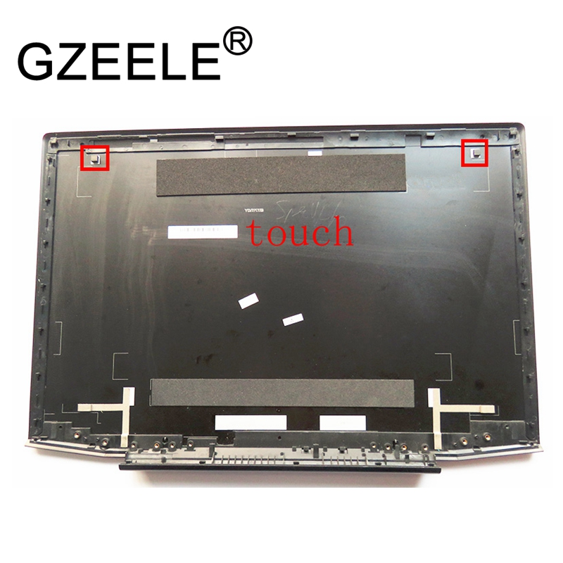 GZEELE new FOR Lenovo IdeaPad Y50 Y50-70 15.6 inch Top Lcd Rear Back Cover Lid for Touch AM14R000300 lenovo ideapad y50 y50 70 base bottom cover lower case am14r000530 15 6