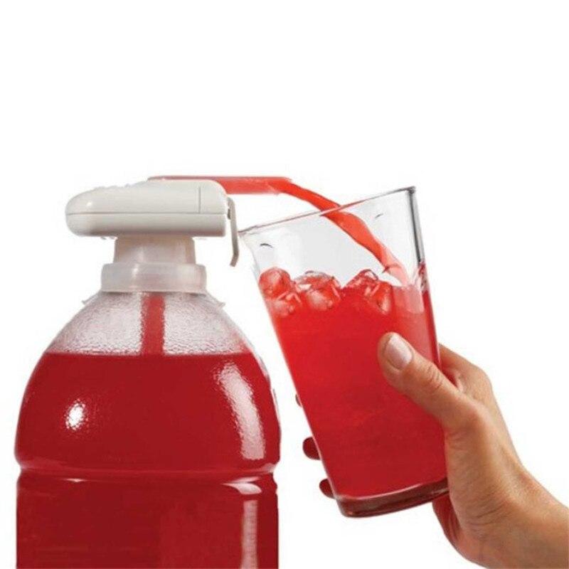 1Pcs Electric Shot Drink Beverage Dispenser Fruit Vegetable Tools Automatic Juice Cocktail Wedding Party Kitchen Accessories Ёмкости для напитков с краном