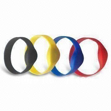 DWE CC RF 100pcs/lot +Free shipping +RFID  13.56Mhz  MF  silicone wristband bracelet tag dwe cc rf free shipping shenzhen factory low price 13 56mhz iso14443a mf adjustable silicon rfid wristband