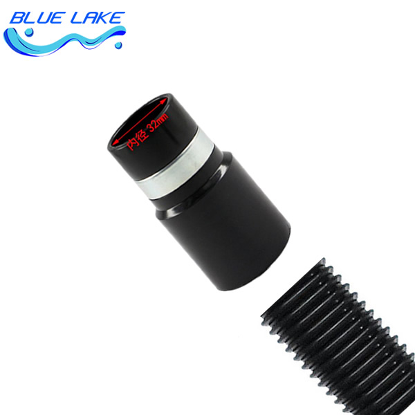 Vacuum cleaner hose connector/adapter/Connect straight tube,inner 32mm,For Thread hose 32mm/39mm,vacuum cleaner parts