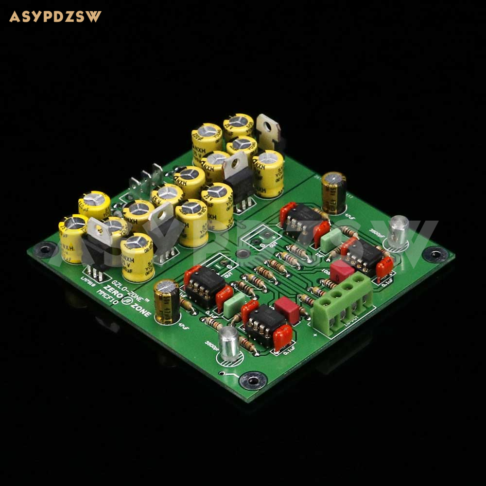 Mmcf10 Hifi Lp Phonograph Mm Amplifier Riaa Phono Preamplifier Preamp Circuit Finished Board X1 2 1 3