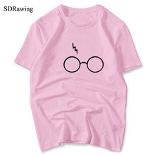 0d84f103 Lightning Glasses T-shirt Plus Size Shirt Tee High Quality SCREEN PRINT  Super Soft unisex Cute Couple Tshirts