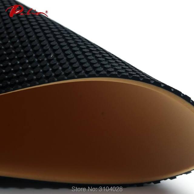 Palio puissance officielle dragon tennis de table en caoutchouc picots attaque rapide avec boucle pour le jeu de raquette de tennis de table