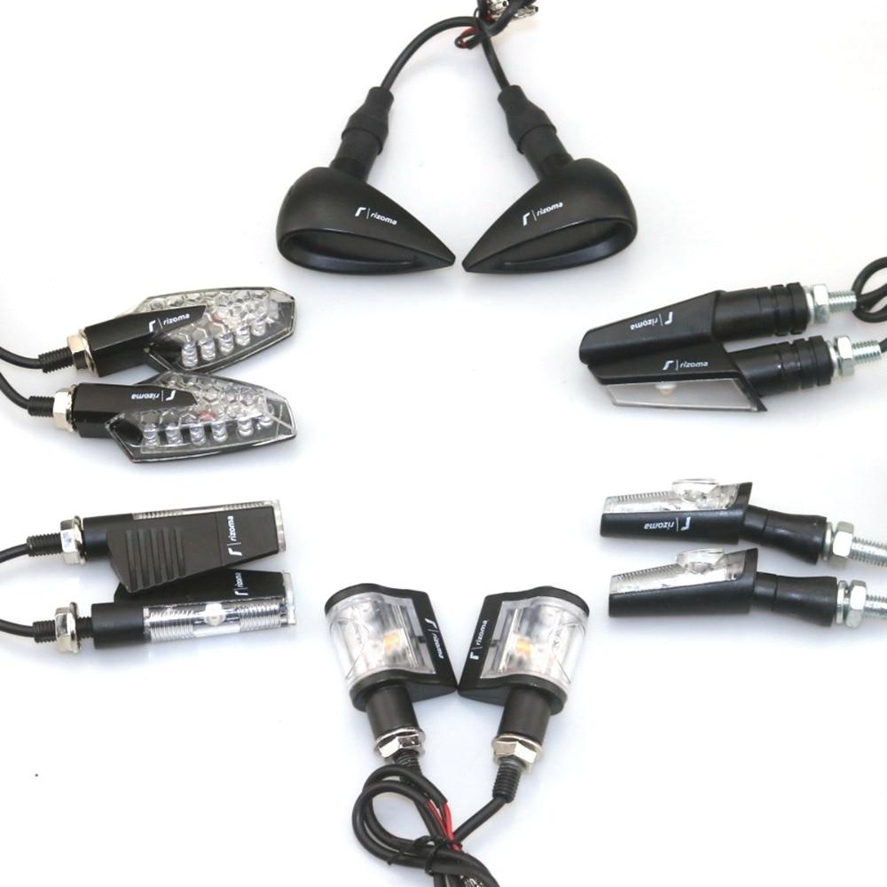 12V 8mm Universal Motorcycle LED Turn Signal Indicator Light Blinker Flasher Lamp For Honda Yamaha Kawasaki SUZUKI Accessories