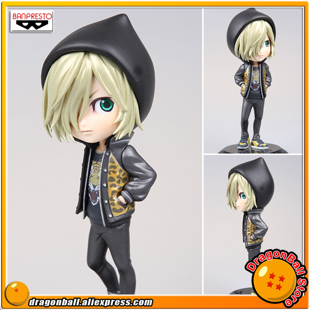 Anime YURI!!! on ICE Original Banpresto Q Posket Prince Collection Figure Yuri Plisetsky (Special Color)
