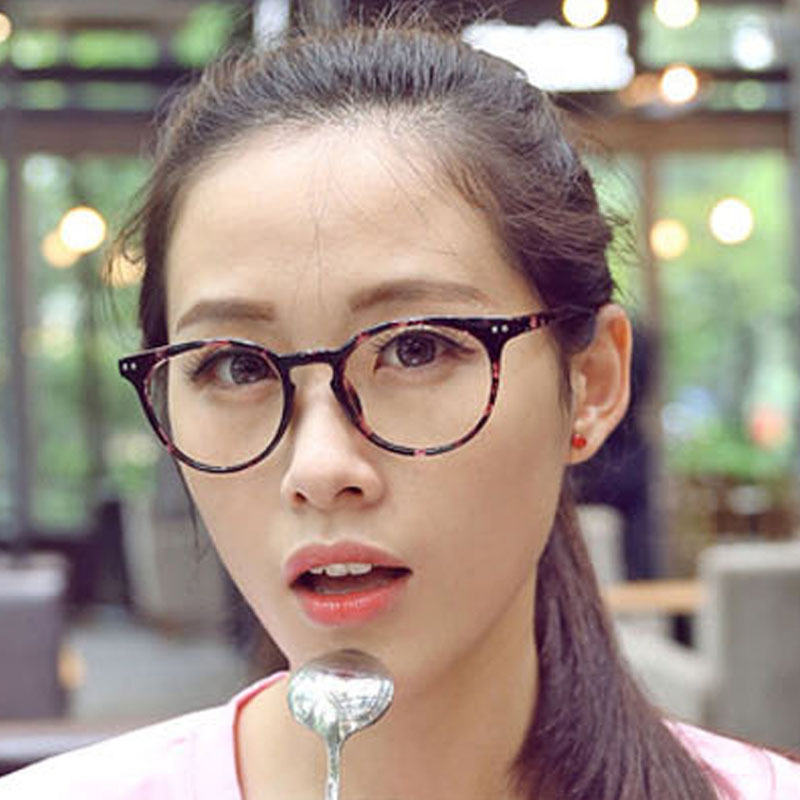 2014 new fashion spectacle frames retro glasses