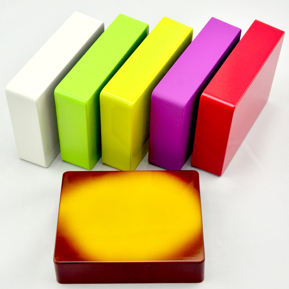 1590BB Enclosure Aluminum Stomp Box Pedals Colorful Painting For Guitar Pedal 7 Colors цены онлайн