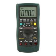 Mastech Ms8226 ручной Rs232 авто-диапазон жк-цифровой мультиметр Dmm емкость частота температура метров