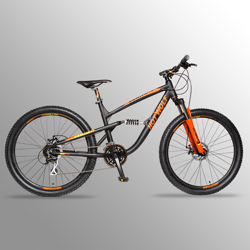 Wolf's Mountain Bike: The Best Speed Bikes In The Market