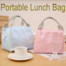 купить 2019 New Thermal Insulated Lunch Bag Thermal Food Picnic Lunch Bags For Women Kids Men Lunch Box Bag Tote по цене 136.78 рублей
