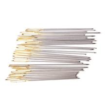 120 шт Смешанные иглы для вышивки крестиком ручная вышивка большие иглы для шитья, рукоделия, размер 22 24 26