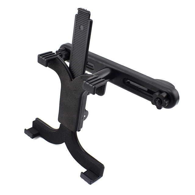 Car Back Seat Tablet Stand Headrest Mount Holder