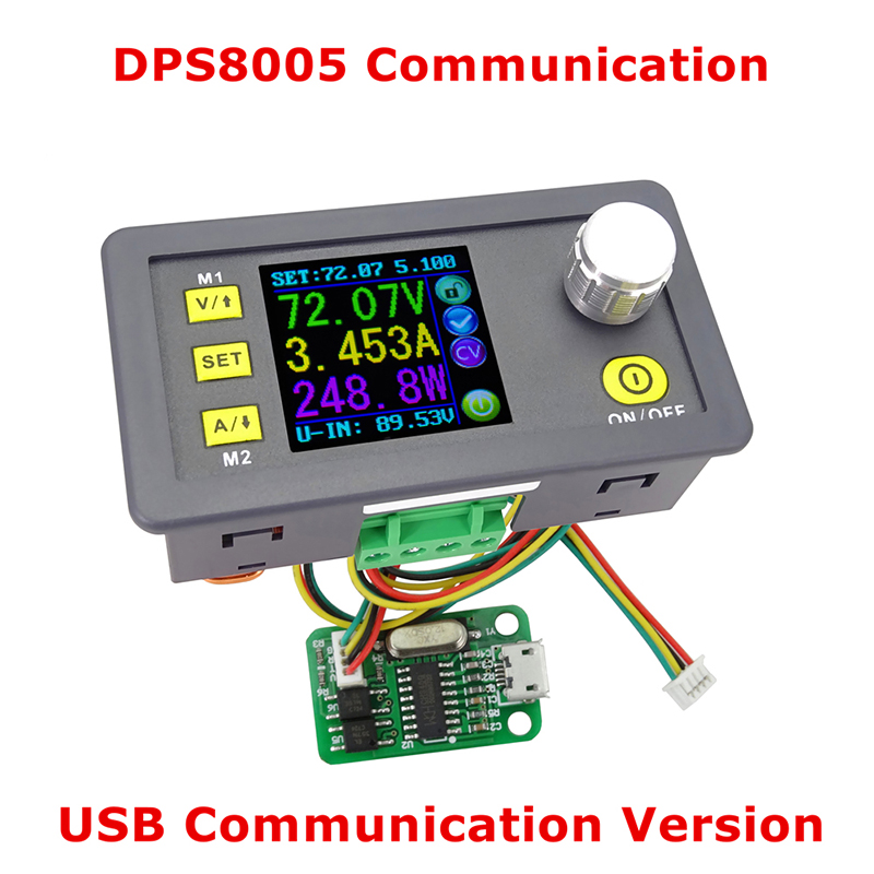 DC10-90V DPS8005 Programmable Constant Voltage Current Step-down Power Supply Module 80V drive sh 20806d voltage ac50 80v current maximum 6a condition new
