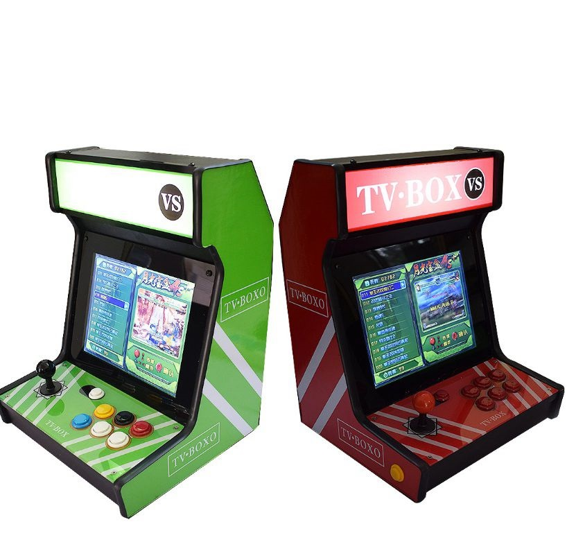 "12 "" LCD Display 2263 in 1 Pandora 10 3D Arcade Game ..."