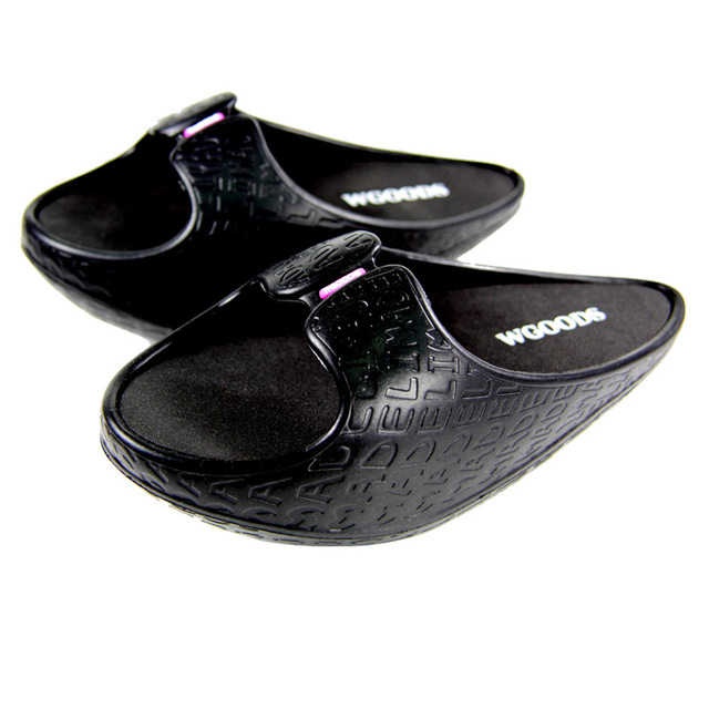 2017 лето мелочь обувь распечатать письмо женщины специальные пляжные сандалии, Япония Тело скульптуры похудения обувь покачал тапочки