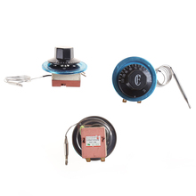 Mechanical-Thermostat Temperature-Switch Ceramic-Base Water-Heater 220V AC 16A Centigrade
