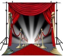 Capisco photography backdrop red carpet cartoon wedding birthday camera backgrounds photographic photo studio