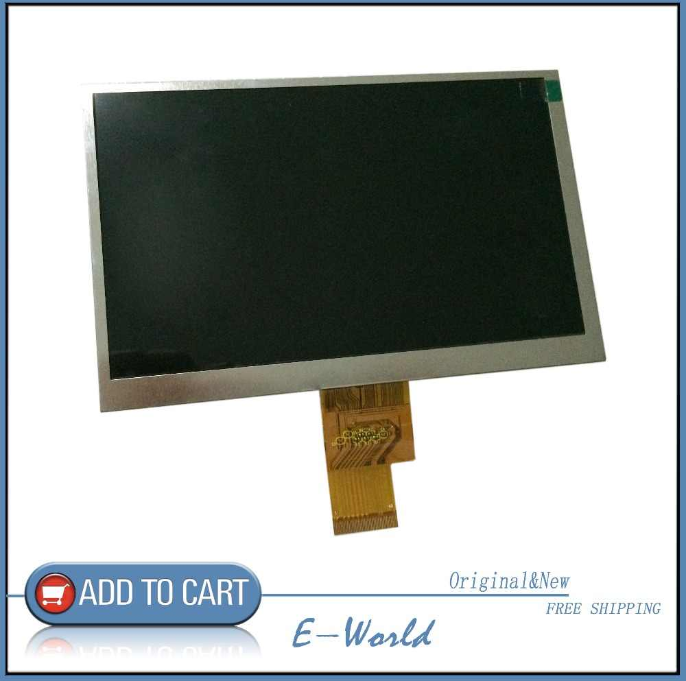 D35 7 inch tablet display HE070NA-13B HJ070NA-13A 32001358-10 165.5x105.5mm dikte 3mm Tablet PC display LCD gratis verzending