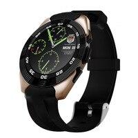 SunKinFon KG5 Смарт часы Android MTK2502c спортивные наручные часы пульсометр Bluetooth уведомление для samsung Xiaomi huawei