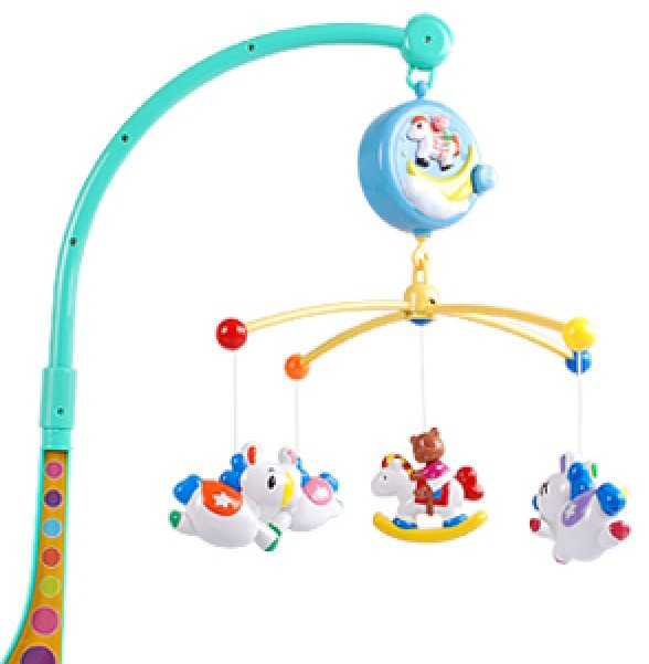 Baby Toys 6 Months 1 Year Old Children Music Rotating -5409