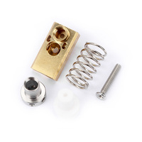 1 Set Nozzle Cleaning Needle Kit Drill Bit Tweezer Hotend Filament for Ultimaker2 3D Printer WIF66