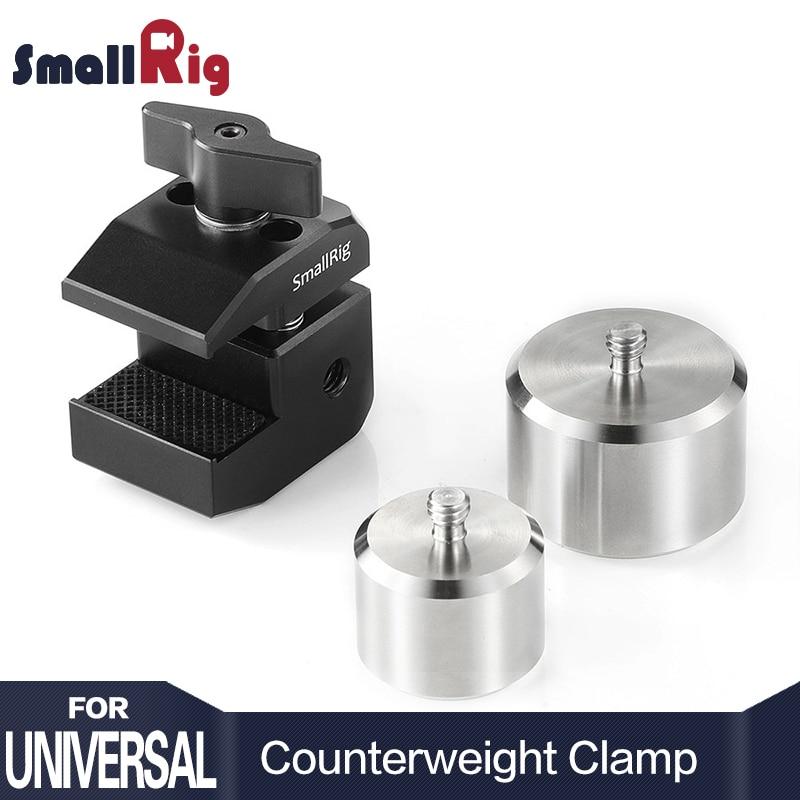 SmallRig BMPCC4K Caméra Contrepoids pince de fixation pour DJI RoninS et pour Zhiyun Weebill Laboratoire/Grue série Cardans 2274
