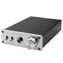 Original FX-Audio DAC-X6 HiFi amp Optical/Coaxial/USB DAC Mini Home Digital Audio Decoder Amplifier 24BIT/192 12V Power Supply