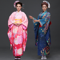 High Quality Traditional Cosplay Women S Love Live Kimono Formal Bathrobe Set Fashion National Trends Women