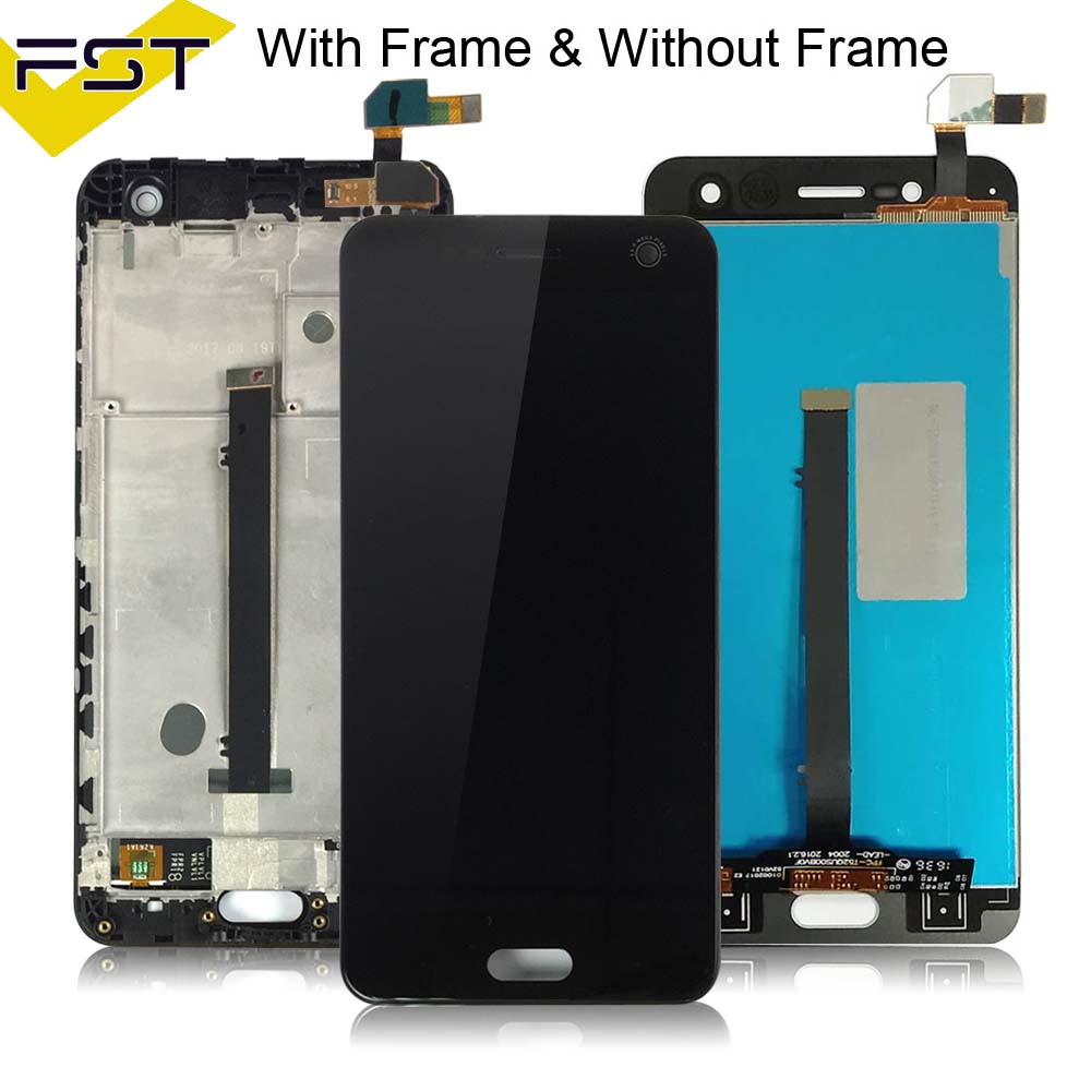 For ZTE Blade V8 LCD Display+Touch Screen Digitizer Assembly With Frame Replacement Parts Cell Phone Accessories+Tools+AdhesiveFor ZTE Blade V8 LCD Display+Touch Screen Digitizer Assembly With Frame Replacement Parts Cell Phone Accessories+Tools+Adhesive