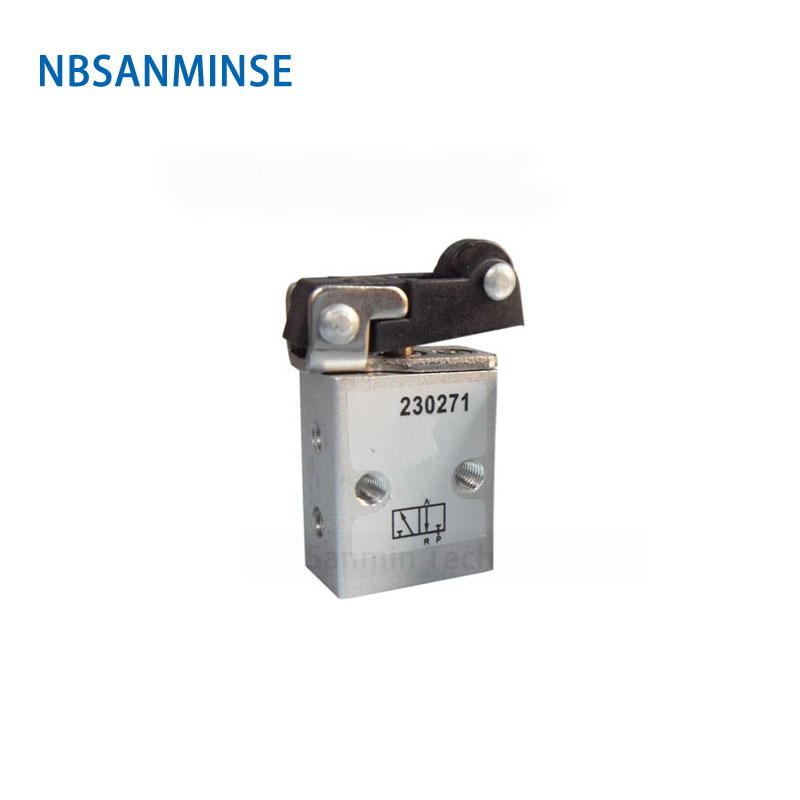 Nbsanminse 230270 / 230271 Mechanical Valve Pneumatic Air Valve M5 For Automation System