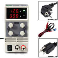 Free Shipping KPS1203d 01D 02D Adjustable High Precision Digital LED Display Switch DC Power Supply 120V1a
