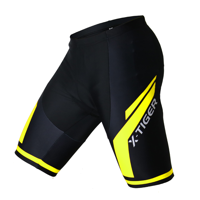 Coolmax 5D Padded, Cycling, Shorts Shockproof, MTB Bicycle Shorts 27