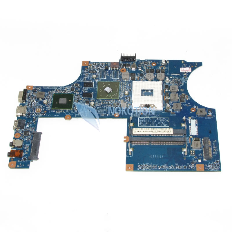 NOKOTION MB.PTB01.001 MBPTB01001 Main Board For Acer Asipre 3820 3820T Laptop Motherboard 48.4HL01.031 HM55 ATI HD5470 DDR3 mb psm06 001 mbpsm06001 for acer aspire 4745 4745g laptop motherboard hm55 ddr3 ati hd5470 512mb discrete graphics mainboard