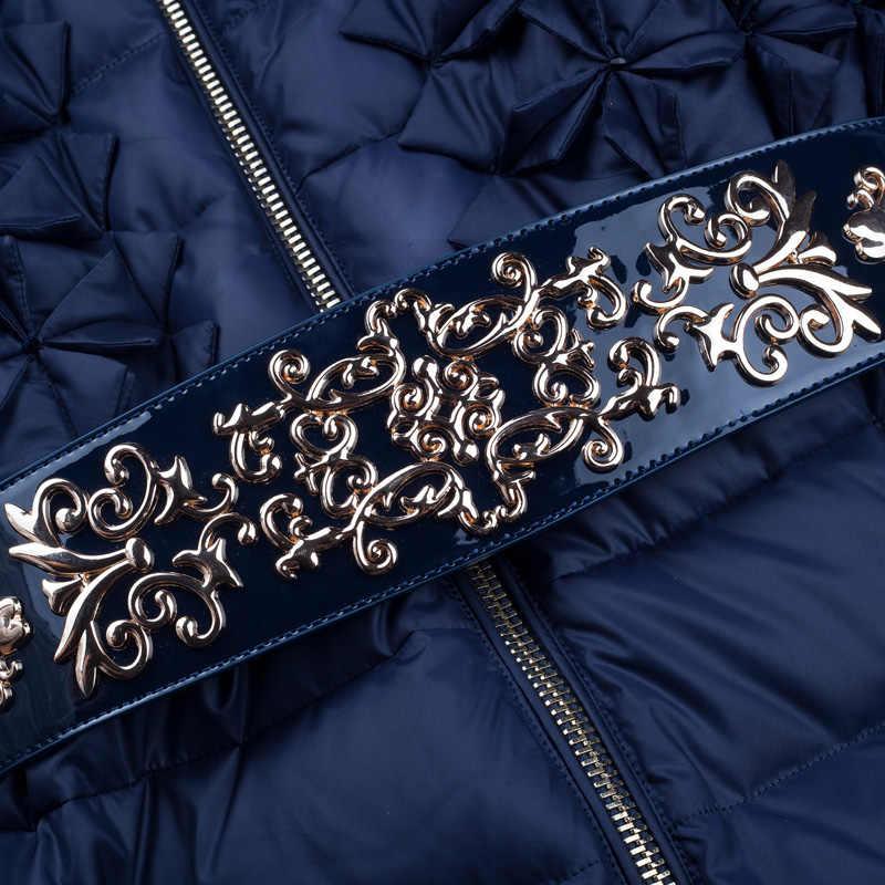 SKINNWILLE 2016 зимние куртки женские зимняя куртка женщин женская одежда пуховика длинная женщин Зимняя пальто куртки Зимние куртки женские Новая Зимняя Коллекция