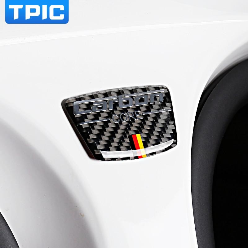 Carbon For Benz C Class W205 X253 R172 R231 X204 Start Stop Engine Button Trim