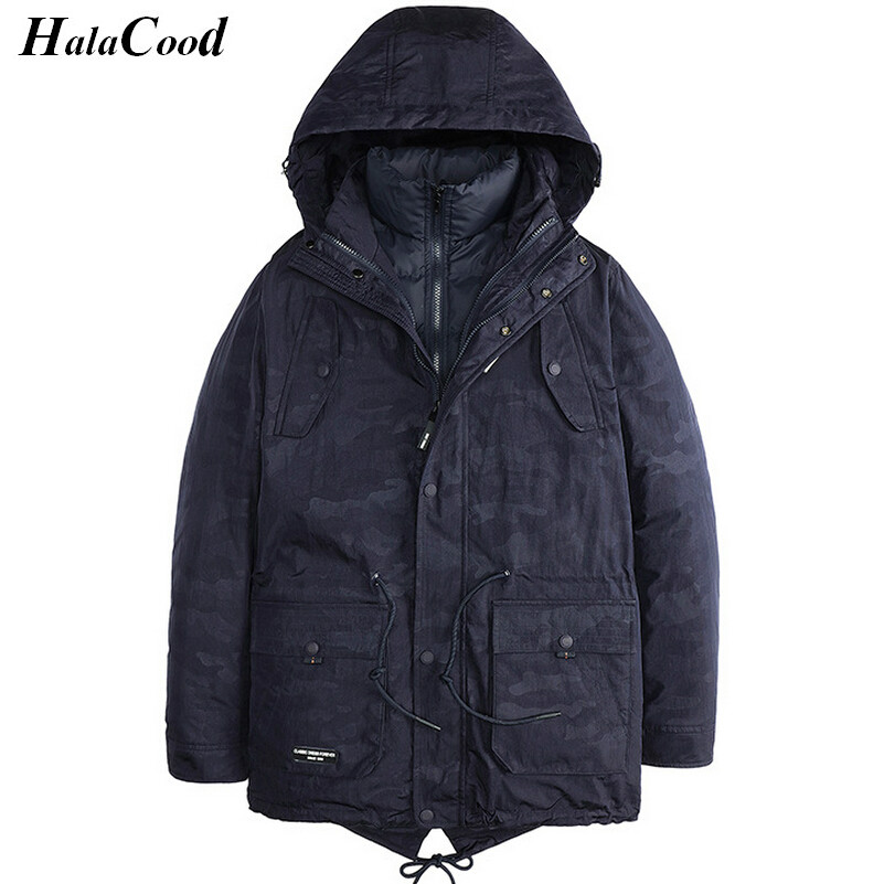 Fashion Mr Winter Jacket Men Casual Cotton Thick Warm Coat Men's Outerwear Parka Plus Size Coats Windbreak Snow Military Jackets hot sale winter jacket men fashion cotton coat warm parka homme men s causal outwear hoodies clothing mens jackets and coats