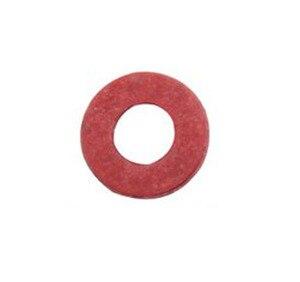 Wkooa m10 isolação arruela junta vermelho 1000 peças