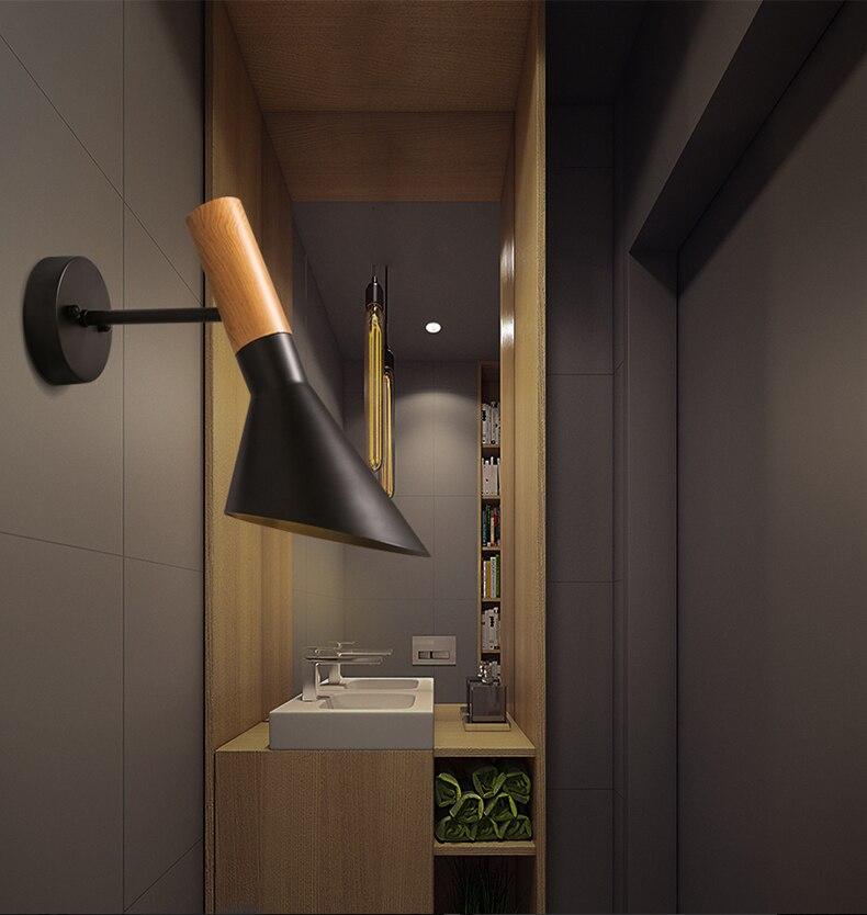 Modern Sconce Lighting Wall Mounted Bedside Reading Light ... on Modern Wall Sconce Lights id=65836