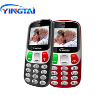 fa5bafd26e96ed New model Old Man 2G GSM Mobile Phone YINGTAI T47 Strong Torch Senior  Cellphone for Elderly