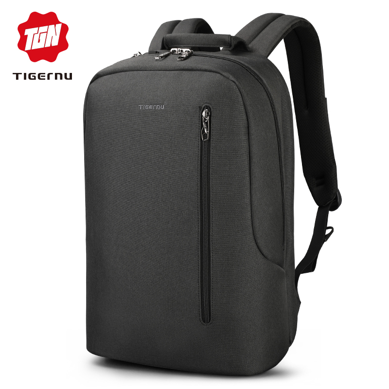 Tigernu USB Charging Waterproof Anti Theft Backpack 15 6 inch Laptop Backpack Men Mochilas for Teenagers