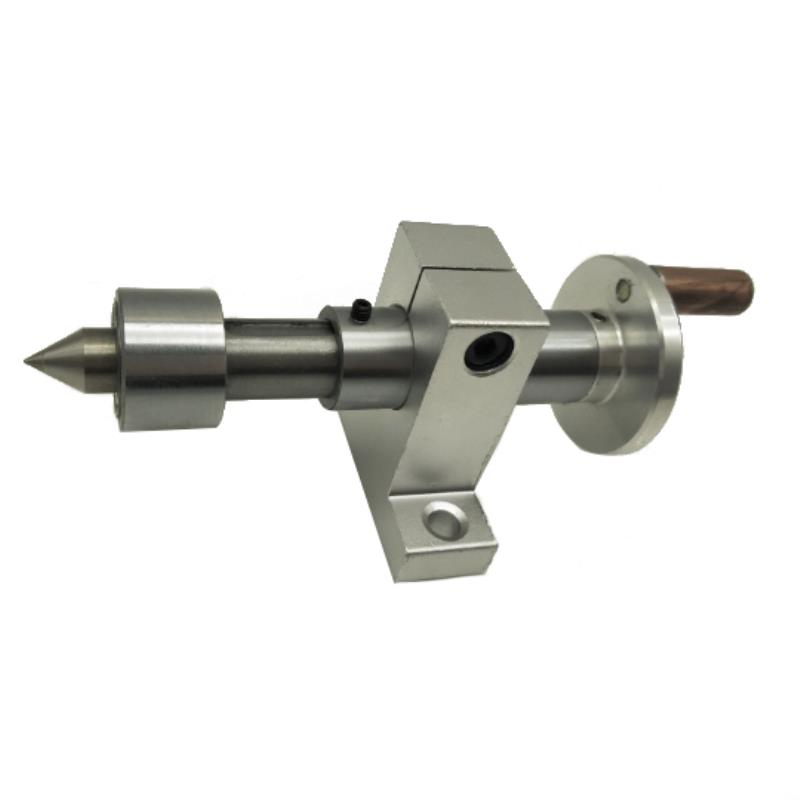Adjustable Live Revolving Centre Double Bearing with Wrenches Mayitr For Mini Lathe Machine DIY Accessories