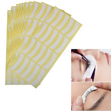 100 Pairs Eyelash Lash Individual Extension Tools Supply Medical Tape Eye Lashes Glue(China)