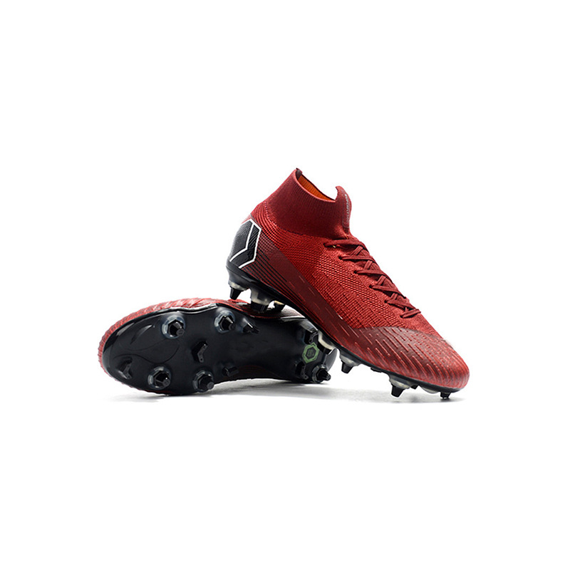 Original Men Football Boots Cleats Training Spikes Kids Phantom Sneaker Sport Neymar ZUSA 18+FG Crampons Superfly Soccer Shoes(China)