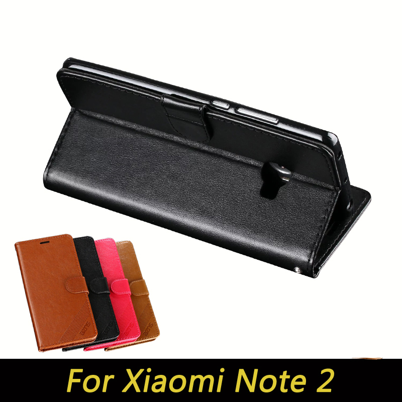 Cases For Xiaomi Mi Note 2 Luxury Wallet Pu Leather Case Stand Flip Card Hold Phone Cover Bags For Xiaomi Mi Note2