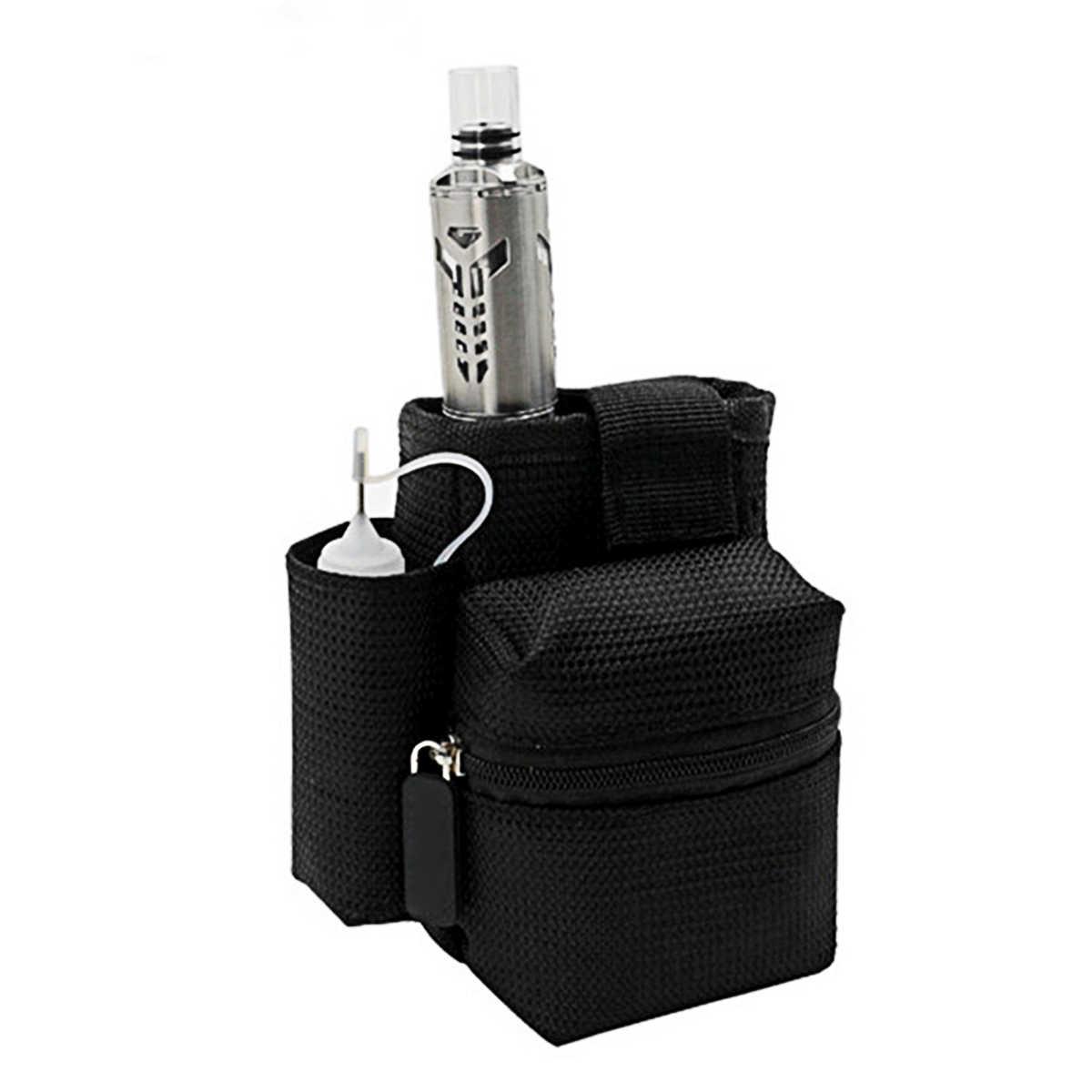 Akcesoria do elektronicznego papierosa wysokiej quality box Mod torba przypadku Vape torba do noszenia E-Cig Diy wielofunkcyjny torebka przenośna torba