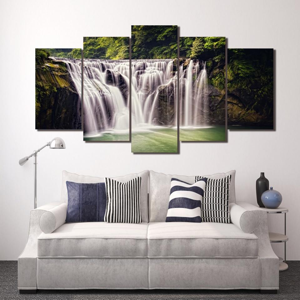 Natuur water valt koop goedkope natuur water valt loten van chinese natuur water valt - Volwassen kamer decoratie model ...