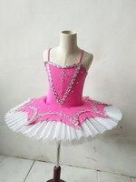 2017 New Arrival Children Ballet Tutu Dress Swan Lake Ballet Costumes Kids Girl Ballet Dress For